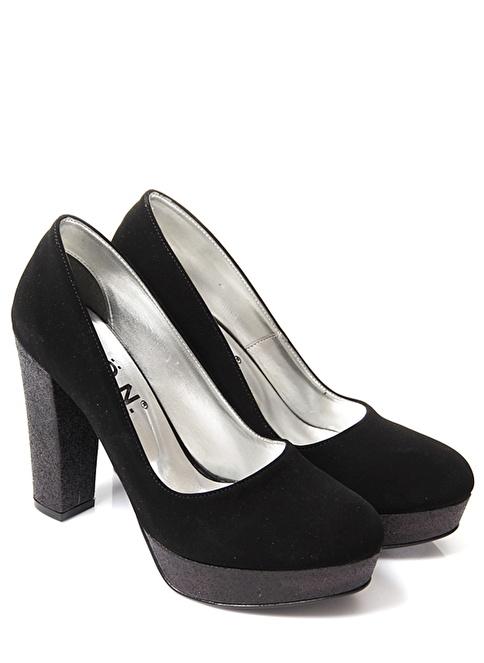 G.Ö.N. Ayakkabı Siyah